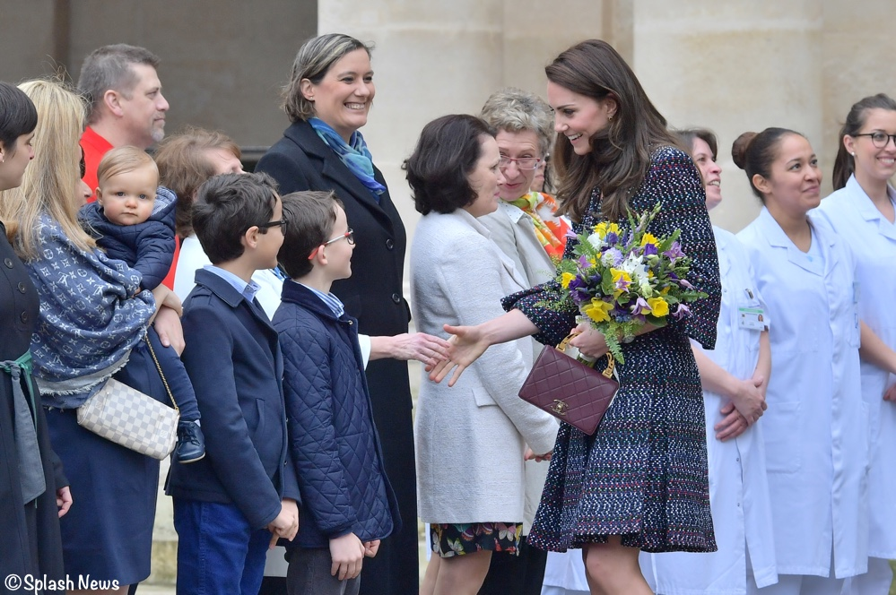 The Duke and Duchess of Cambridge visit Les Invalides in Paris to hear more about the important historic and current role of the site, in particular its work supporting veterans and its rehabilitation programmes.