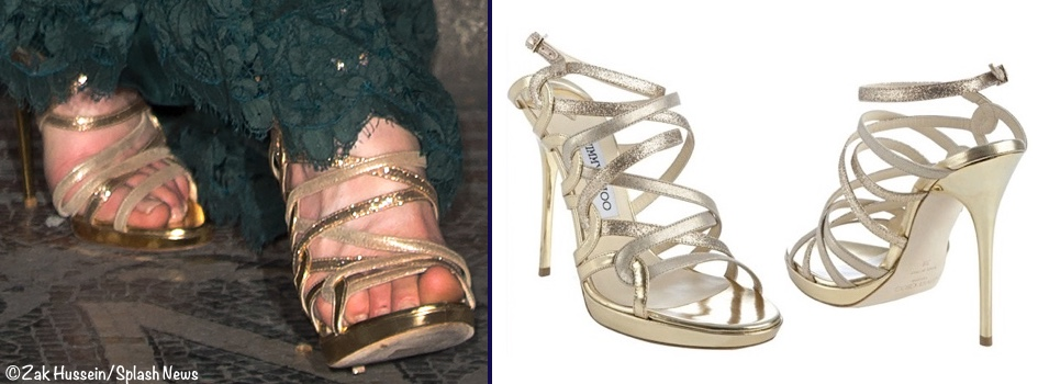 pictures Kate Middleton Jimmy Choo Dart Sandal