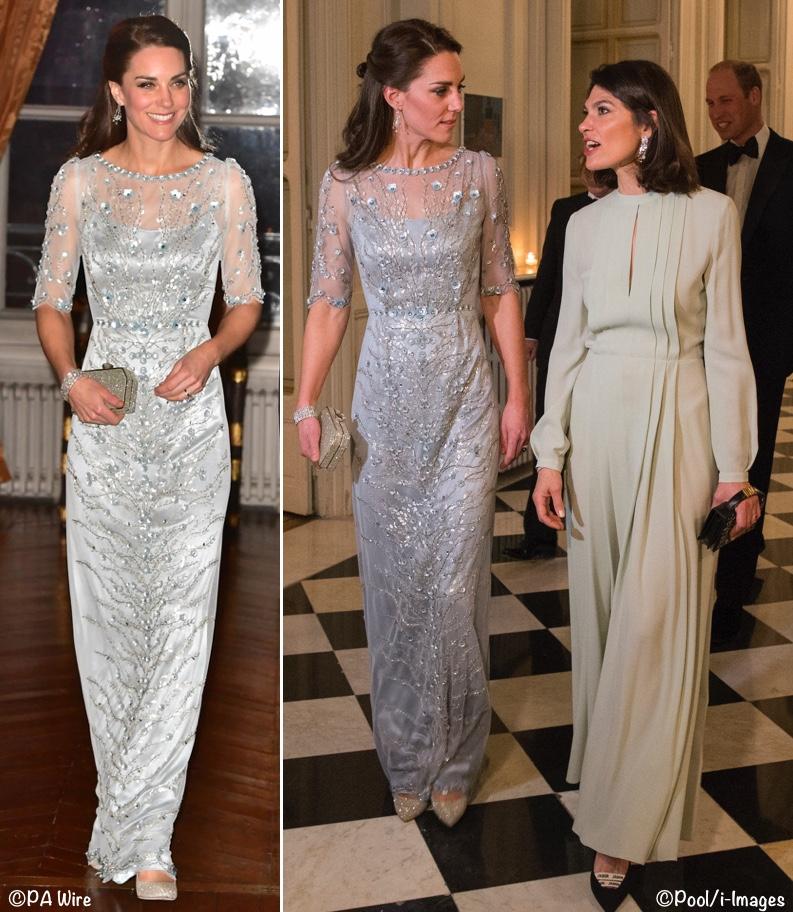 Kate Middleton Lady Anne Llewellyn