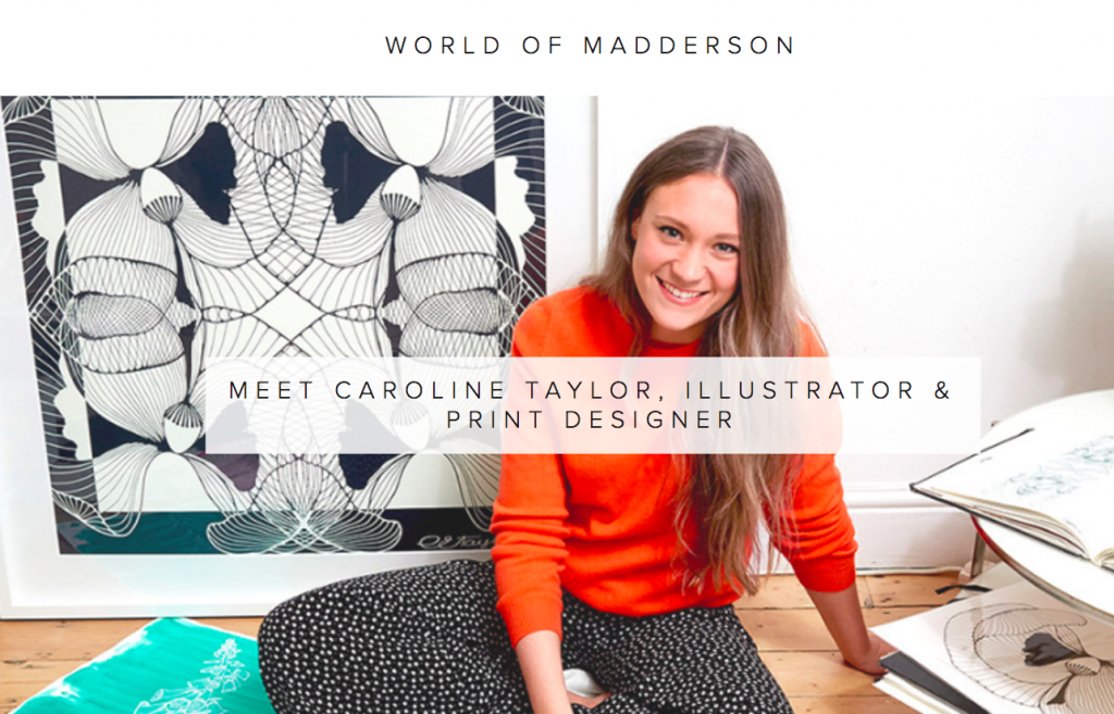 Madderson London Blog