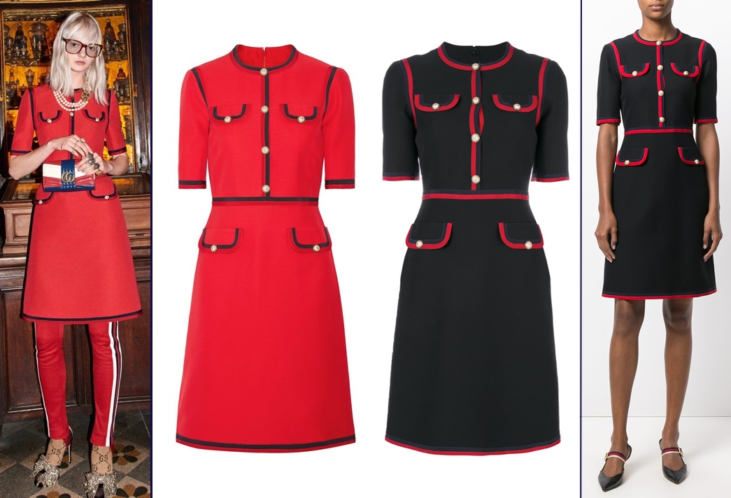c97cad2c421 The Duchess Wears Gucci at the V&A, and Kate in a New BBC ...
