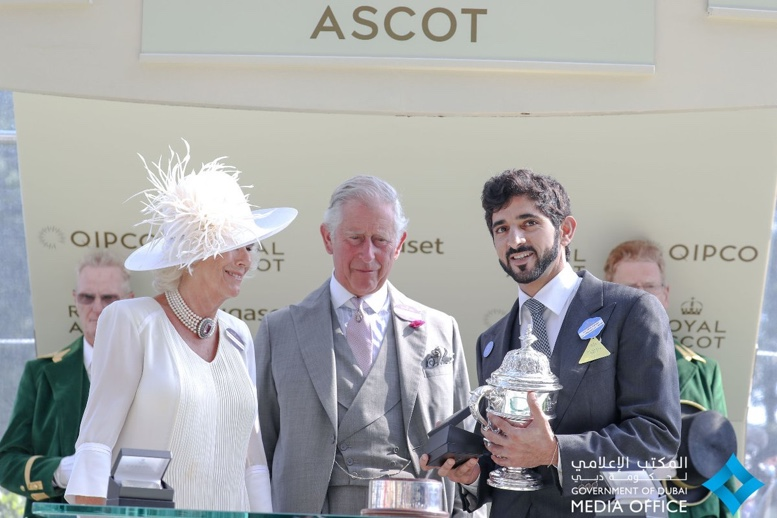 Prince Charles Camilla Trophy His Highness Sheikh Mohammed Dubai
