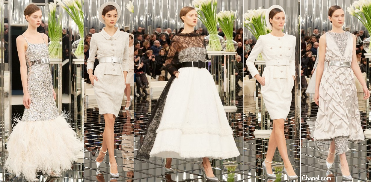 Chanel Haute Couture Collection spring 2017