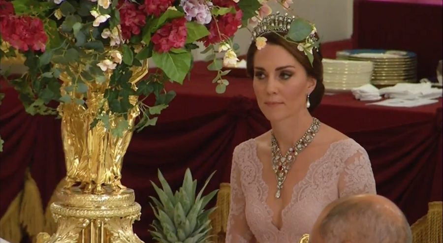 Kate-Middleton-Spanish-State-Banquet