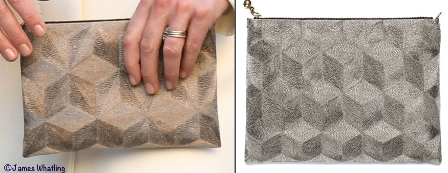 Kate Middleton Anne Grand-Clément Clutch Passchendaele Belgium July 30 2017