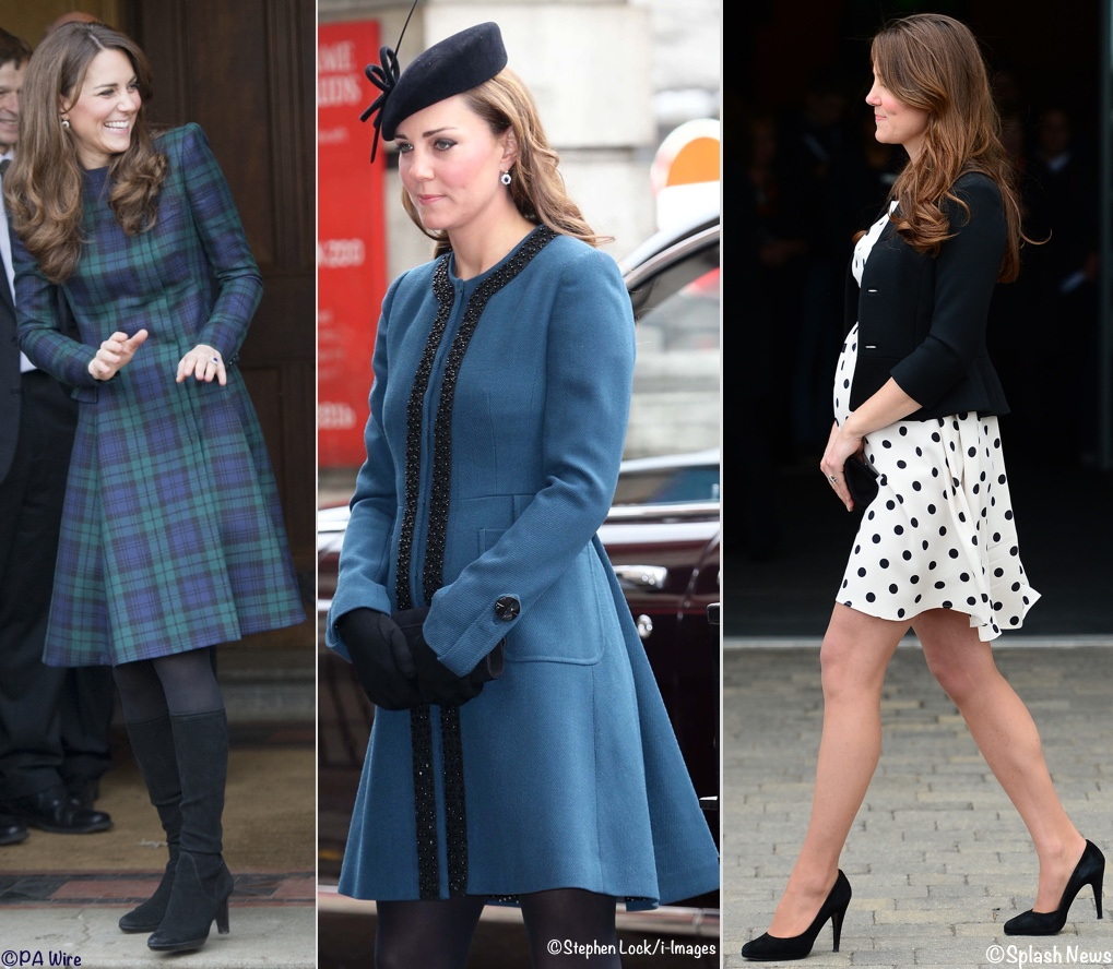Kate & William Are Expecting Their Third Child UPDATED - What Kate Wore