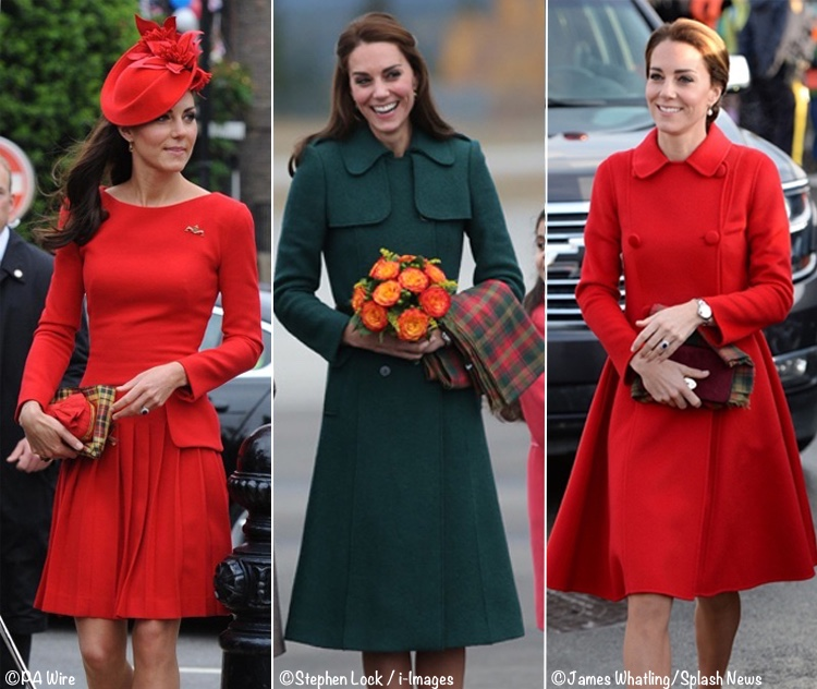 907e98351fa All About Kate s Tartan Styles (and is it tartan or plaid !) - What ...