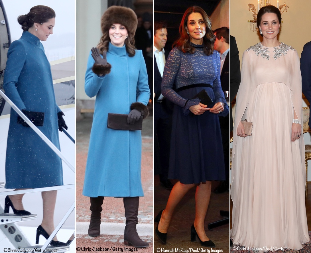 The duchess wears alexander mcqueen for black tie dinner in oslo here is a link to our first post for the day did you have a favorite among the four different ensembles ombrellifo Image collections