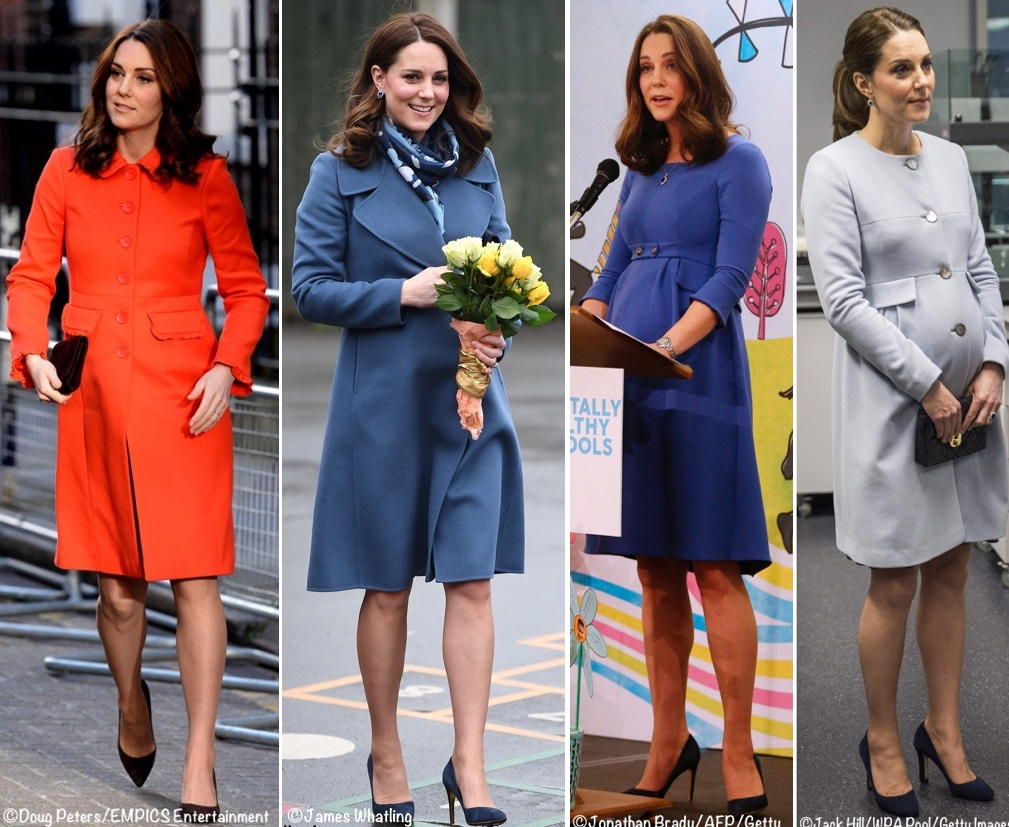 9769c98d93 Newsbytes and Poll on Your Favorite 2nd Trimester Look - What Kate Wore