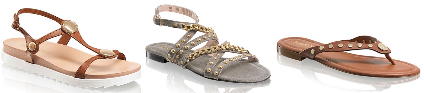 f0d25e8f53289 ... with its embellished criss-cross straps  and the Dime