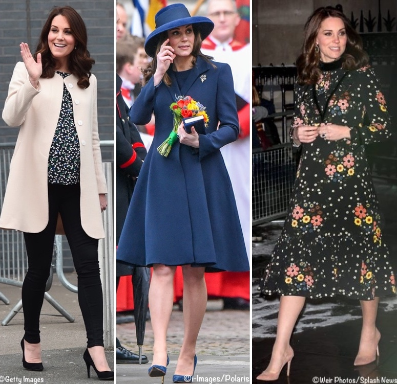 6eb0ab85bd The separates from Goat and Hobbs separates were so popular when Kate wore  them