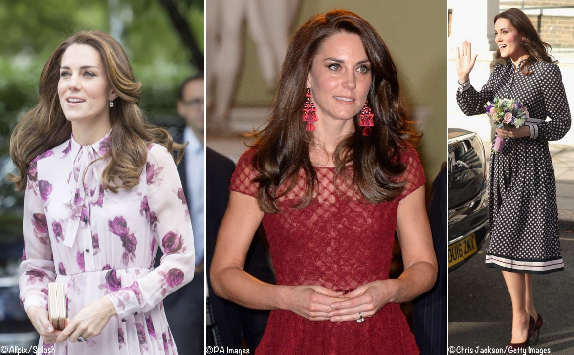 Kate\'s Trooping the Colour Style - What Kate Wore