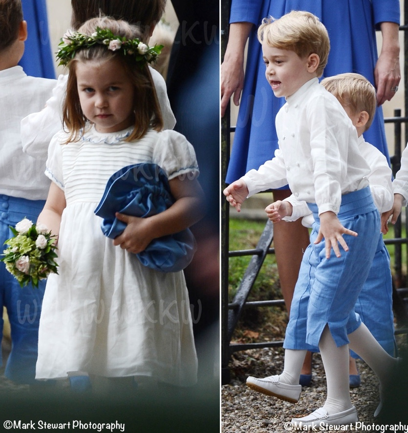 Kate Mixes Old Amp New For Sophie Carter S Wedding Updated