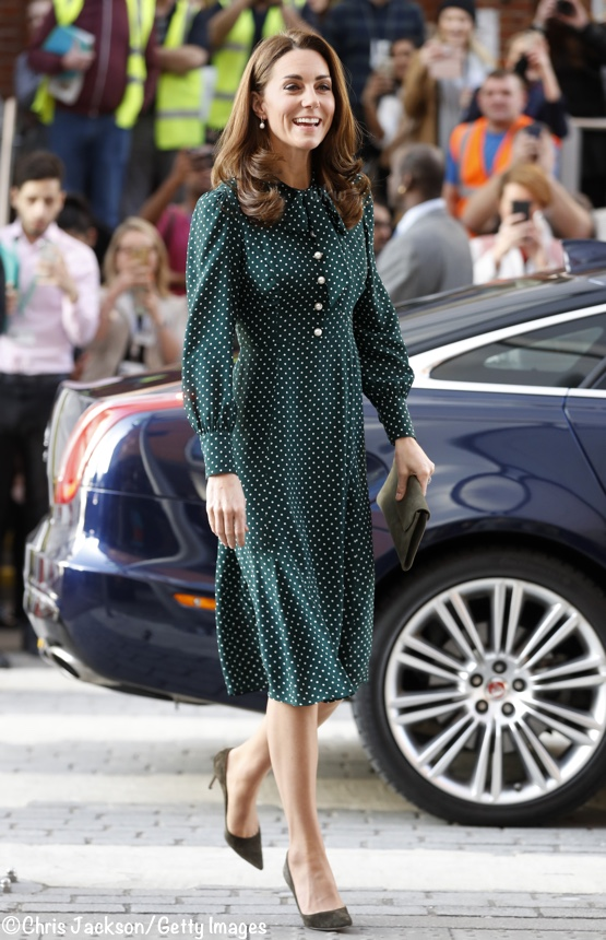 3258d21a297c71 Kate Wears LK Bennett for London Engagements - What Kate Wore