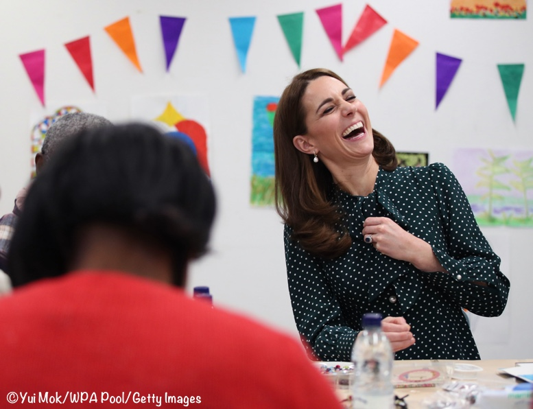 Kate Wears LK Bennett for London Engagements - What Kate Wore