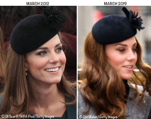 The Duchess Wears Catherine Walker for Engagement with The Queen