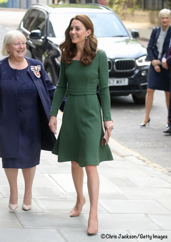 e487a309fd9 Kate has been royal patron of the Freud Centre since 2016. She was there  today to officially open the Kantor Centre of Excellence.