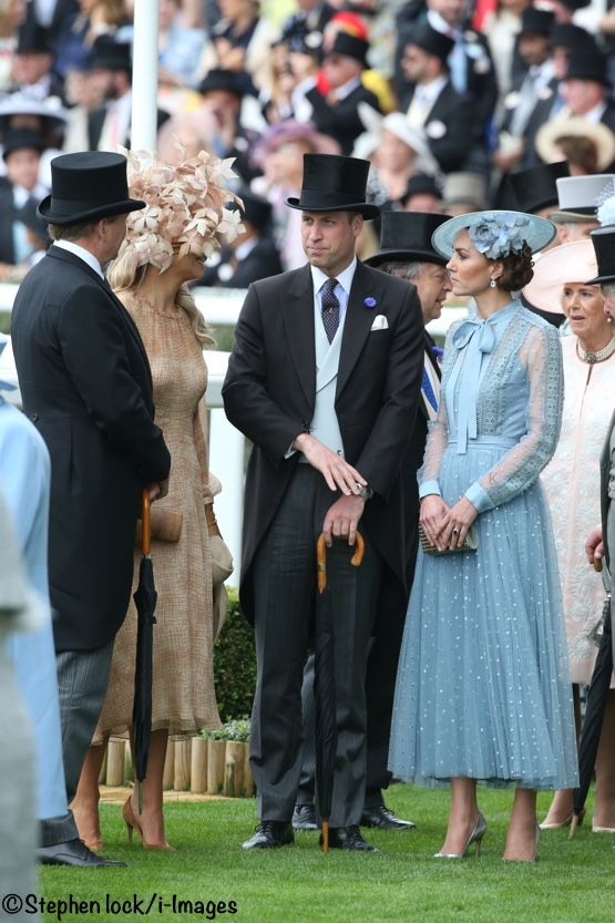 The Duchess In Elie Saab For Royal Ascot What Kate Wore