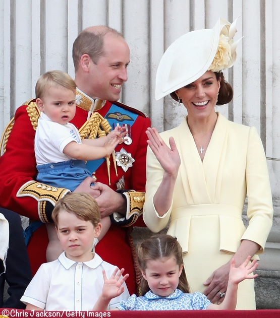 Trooping The Colour 2019 - What Kate Wore