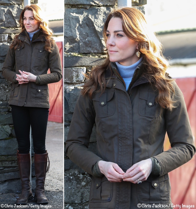 barbour ireland