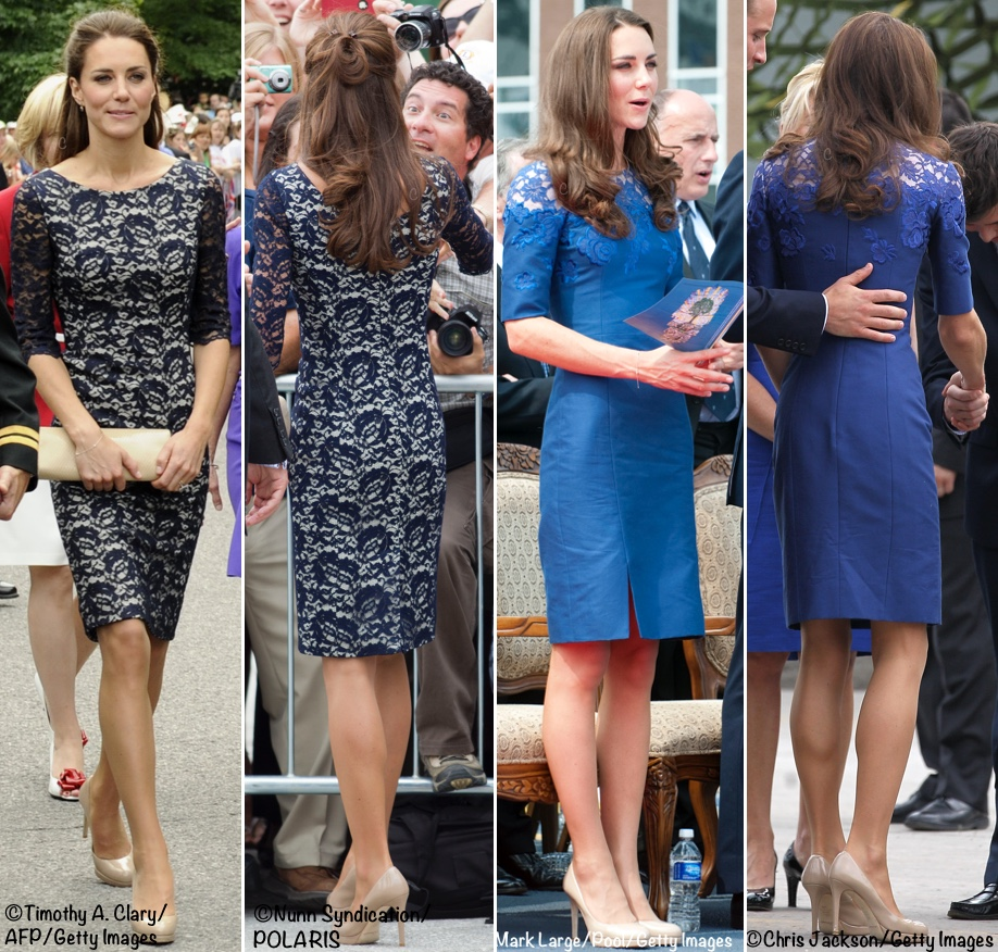 Erdem Everyday Florals A Favorite Fashion Flashback What Kate Wore